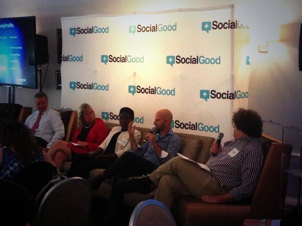 Social Good Summit - قمة اجتماعية جيدة